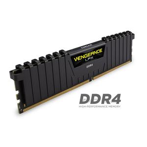 16GB 3600MHz DDR4 RAM Corsair Vengeance LPX Black CL18 (2x8GB) (CMK16GX4M2B3600C18)