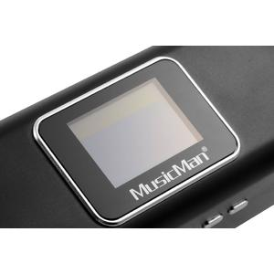 Technaxx MusicMan MA Display hangszóró MP3 lejátszóval és FM rádióval fekete 3547