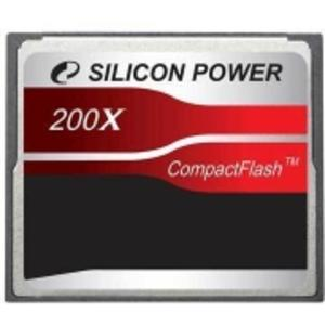 4GB Compact Flash Silicon Power 200X