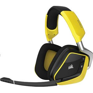 Corsair Gaming Void Pro RGB Wireless Dolby 7.1 Gaming headset fekete-sárga /CA-9011150-EU/