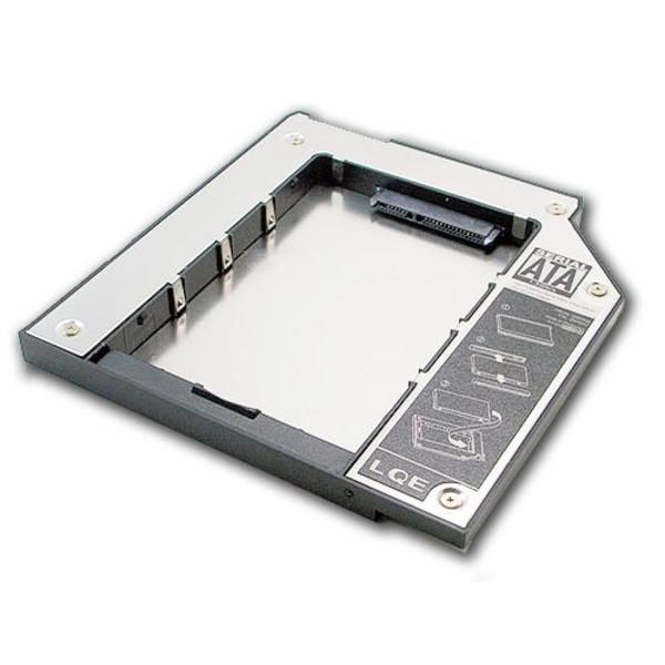 "2nd SATA optibay ultraslim 2.5"" HDD, SDD Caddy (9.5mm vastag) 1"
